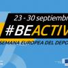 #BeActive Semana Europea del Deporte 2020